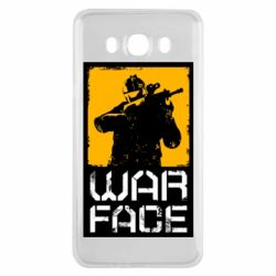 Чохол для Samsung J7 2016 Warface