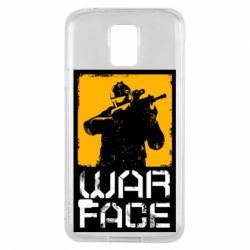 Чохол для Samsung S5 Warface