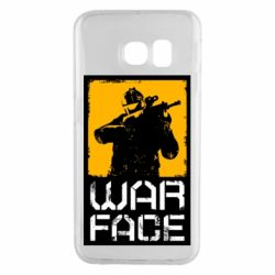 Чохол для Samsung S6 EDGE Warface