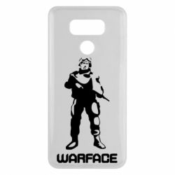 Чехол для LG G6 Warface - FatLine