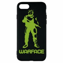 Чехол для iPhone 7 Warface - FatLine