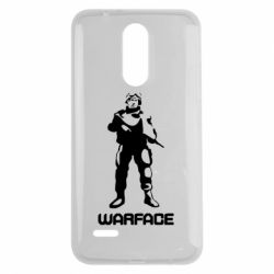 Чехол для LG K7 2017 Warface - FatLine