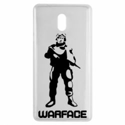 Чехол для Nokia 3 Warface - FatLine