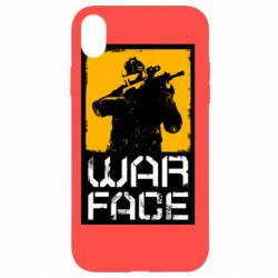 Чохол для iPhone XR Warface