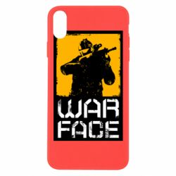 Чохол для iPhone Xs Max Warface