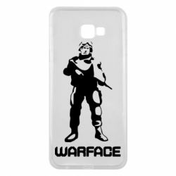 Чехол для Samsung J4 Plus 2018 Warface - FatLine