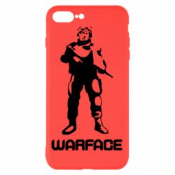 Чехол для iPhone 8 Plus Warface - FatLine
