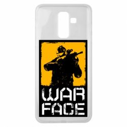 Чохол для Samsung J8 2018 Warface