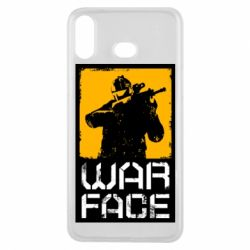 Чохол для Samsung A6s Warface
