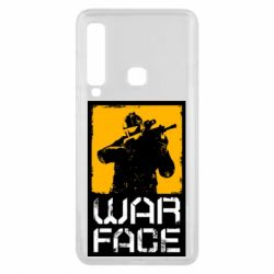 Чохол для Samsung A9 2018 Warface