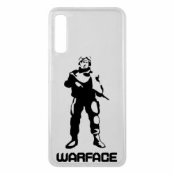 Чехол для Samsung A7 2018 Warface - FatLine