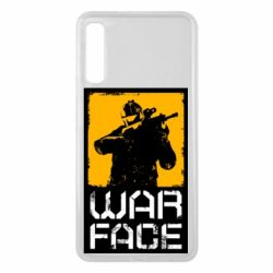 Чохол для Samsung A7 2018 Warface