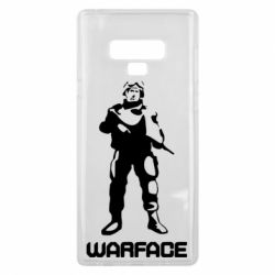Чехол для Samsung Note 9 Warface - FatLine