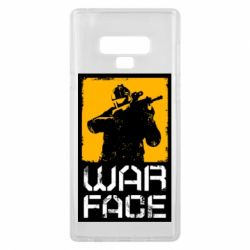 Чохол для Samsung Note 9 Warface