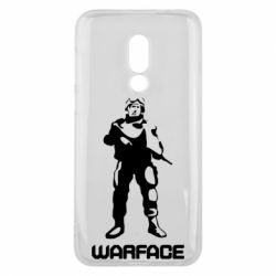 Чехол для Meizu 16 Warface - FatLine