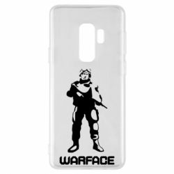 Чехол для Samsung S9+ Warface - FatLine