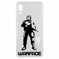 Чехол для Meizu E3 Warface - FatLine