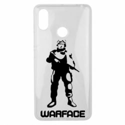 Чехол для Xiaomi Mi Max 3 Warface - FatLine