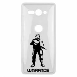 Чехол для Sony Xperia XZ2 Compact Warface - FatLine