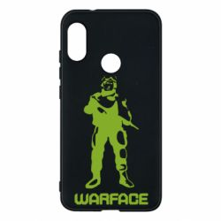 Чехол для Mi A2 Lite Warface - FatLine