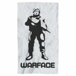 Полотенце Warface - FatLine