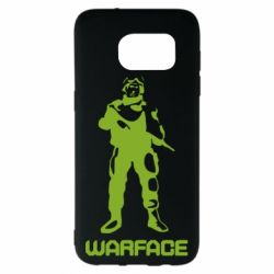Чехол для Samsung S7 EDGE Warface - FatLine