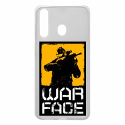 Чохол для Samsung A60 Warface