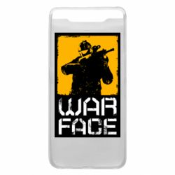 Чохол для Samsung A80 Warface