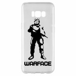 Чехол для Samsung S8+ Warface - FatLine