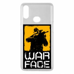 Чохол для Samsung A10s Warface