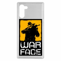Чохол для Samsung Note 10 Warface