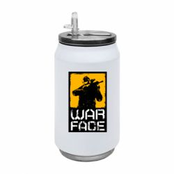 Термобанка 350ml Warface
