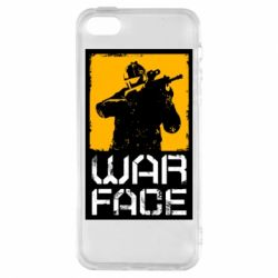 Чохол для iphone 5/5S/SE Warface