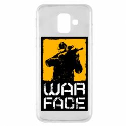 Чохол для Samsung A6 2018 Warface