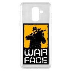 Чохол для Samsung A6+ 2018 Warface