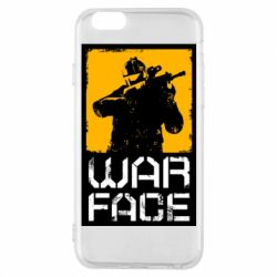 Чохол для iPhone 6/6S Warface