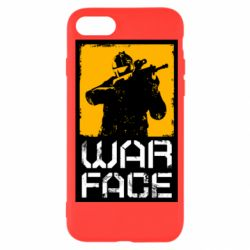 Чохол для iPhone 7 Warface