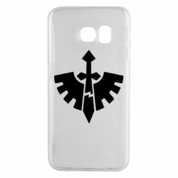 Чохол для Samsung S6 EDGE Warhammer 40k Dark Angels