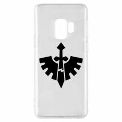 Чехол для Samsung S9 Warhammer 40k Dark Angels