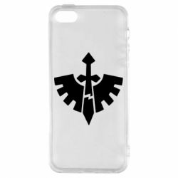 Чохол для iphone 5/5S/SE Warhammer 40k Dark Angels