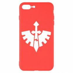 Чохол для iPhone 8 Plus Warhammer 40k Dark Angels