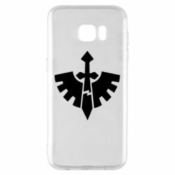 Чохол для Samsung S7 EDGE Warhammer 40k Dark Angels