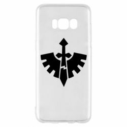 Чехол для Samsung S8 Warhammer 40k Dark Angels