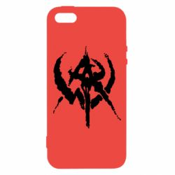 Чехол для iPhone5/5S/SE Warhammer Online - FatLine