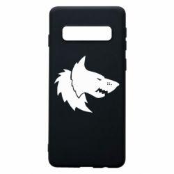 Чохол для Samsung S10 Warhammer Space Wolf