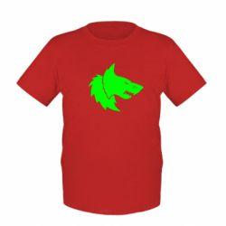 Детская футболка Warhammer Space Wolf