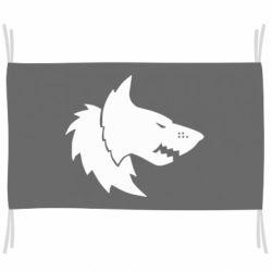 Прапор Warhammer Space Wolf