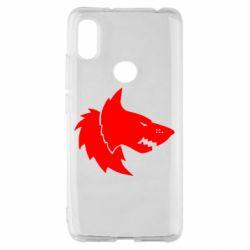 Чохол для Xiaomi Redmi S2 Warhammer Space Wolf