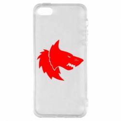 Чохол для iphone 5/5S/SE Warhammer Space Wolf