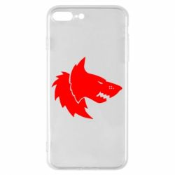 Чохол для iPhone 8 Plus Warhammer Space Wolf
